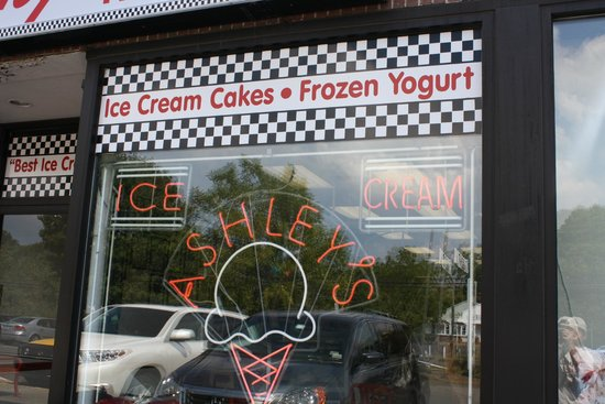 Ashley's Ice Cream: Time to chill