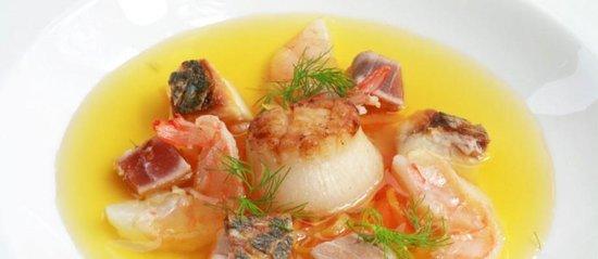 Edle Fischessenz im Viculinaris