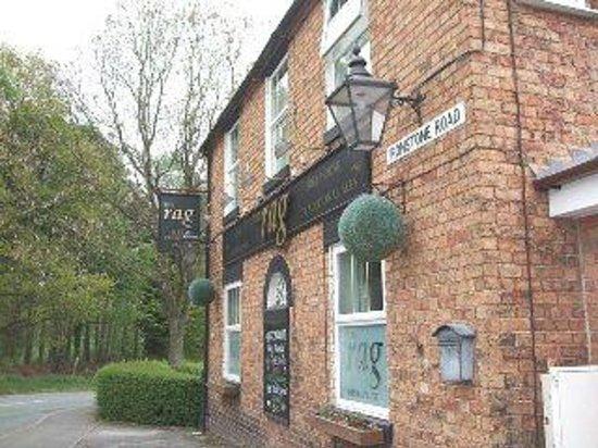 Cannock, UK: The Rag at Rawnsley