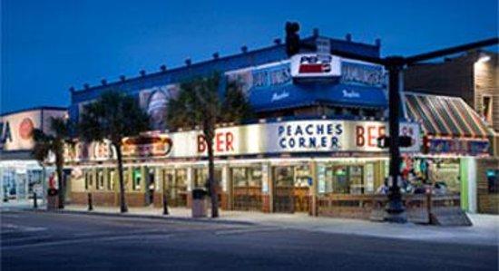 Peaches Corner Myrtle Beach Menu Prices Amp Restaurant
