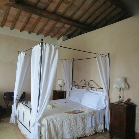 Villa Cicolina: Room