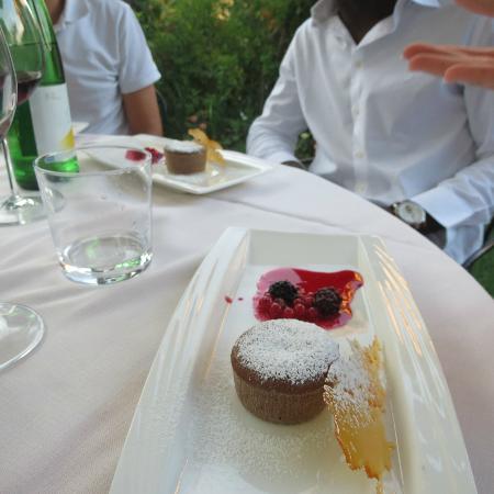Villa Cicolina: dessert