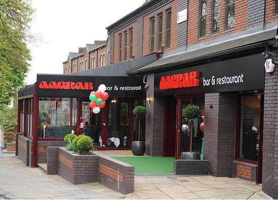 Indian Restaurant Thornbury Bradford