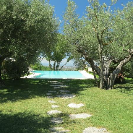 Villa Cicolina: Pool