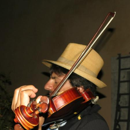 Villa Cicolina: Music
