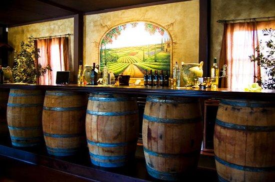 Tesoro Winery Photo