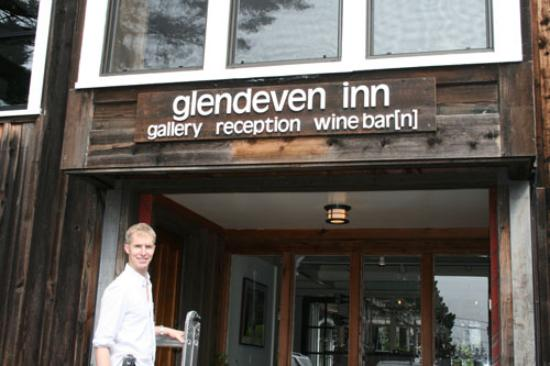 The Wine Bar[n] at Glendeven Photo