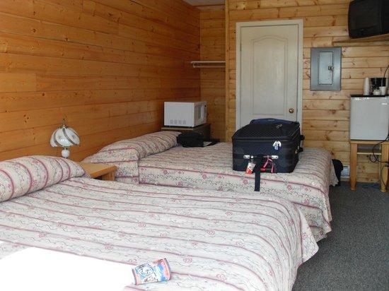 Buckshot Betty's: Comfy room