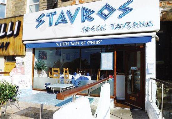 Stavros Greek Taverna