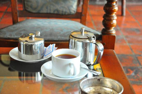 Queens Hotel Kandy: Afternoon tea