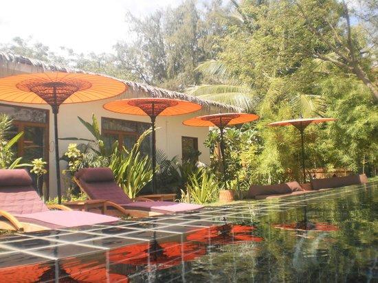 Blue Bird Hotel: elegance accessible