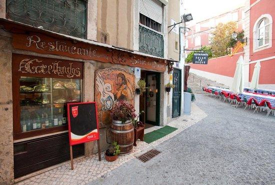 Restaurante Solar do Duque