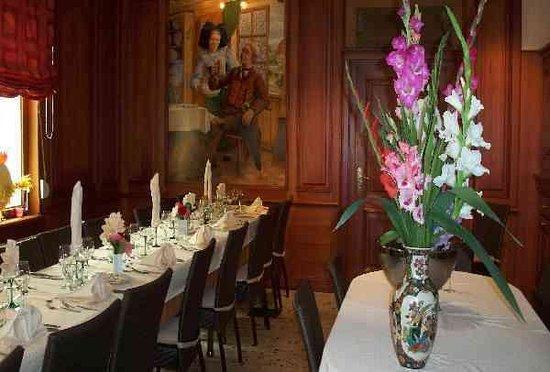 A la Couronne: Restaurant à l'image de l'alsace