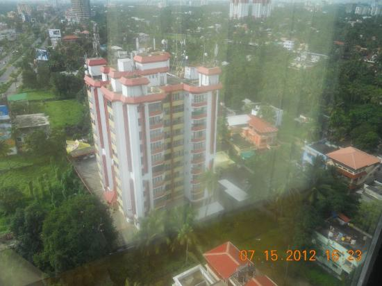 Holiday Inn Cochin: View from 13th Floor