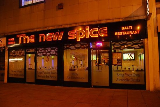 New Spice Restaurant