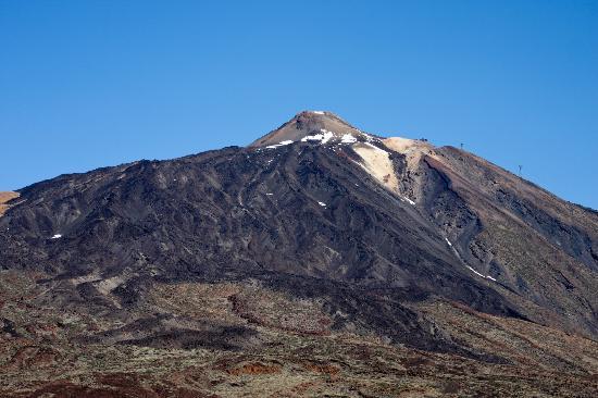 Volcán El Teide: Volcan El Teide