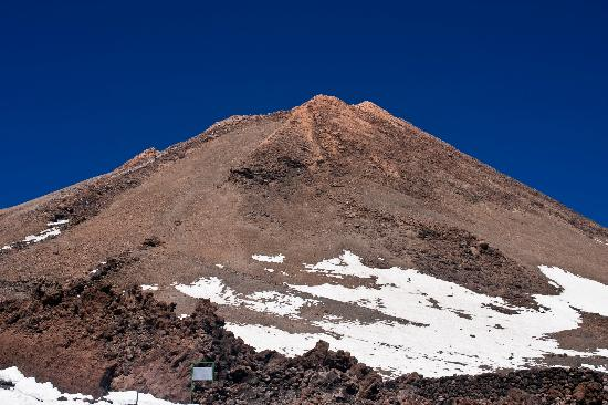 Volcan El Teide 사진
