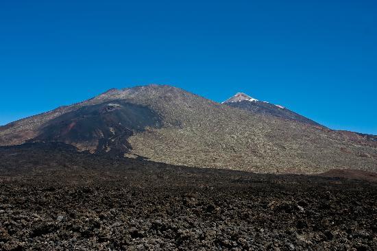 Вулкан Тейде: Volcan El Teide