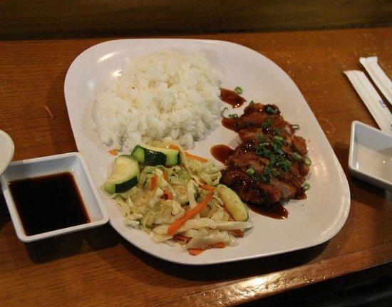 Foto de Bamboo Sushi Bar & Hibachi Express