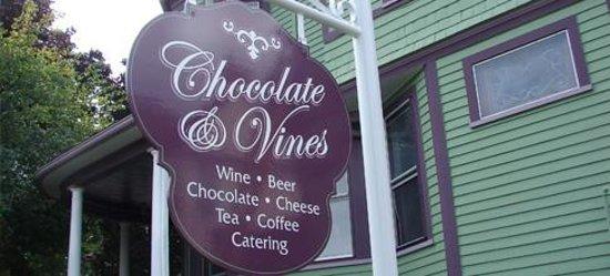 Foto de Chocolate and Vines