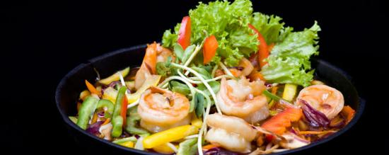Goko Restauracja Japonska : Krewetki