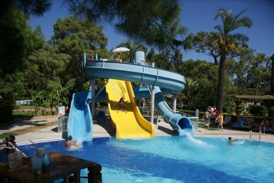 Catamaran Resort Hotel: Slide