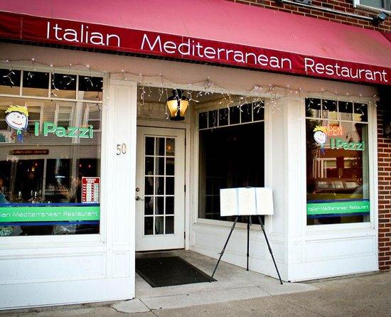 Italian Restaurants In Danvers Massachusetts