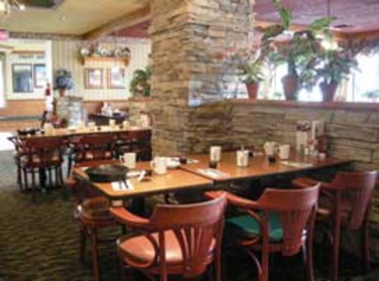 Perkins Restaurant & Bakery: Perkins is a casual dining, family favourite