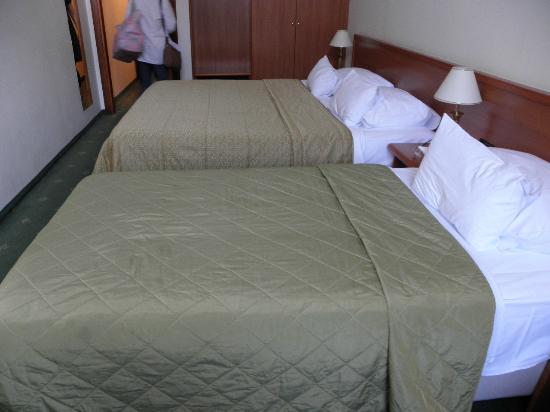 Hotel Globo: ツインベット 