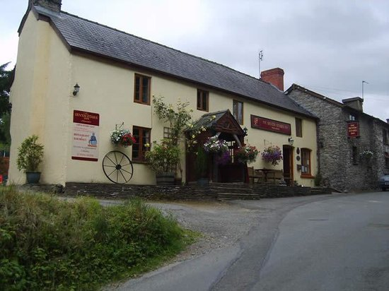 Builth Wells, UK: The Seven Stars Inn