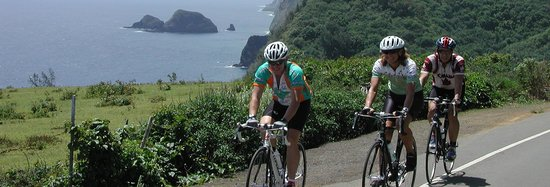 Foto de Orchid Isle Bicycling Day Trips