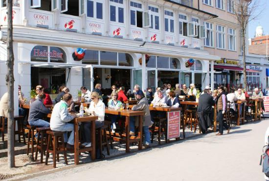 GOSCH Atlantic Restaurant Aufnahme