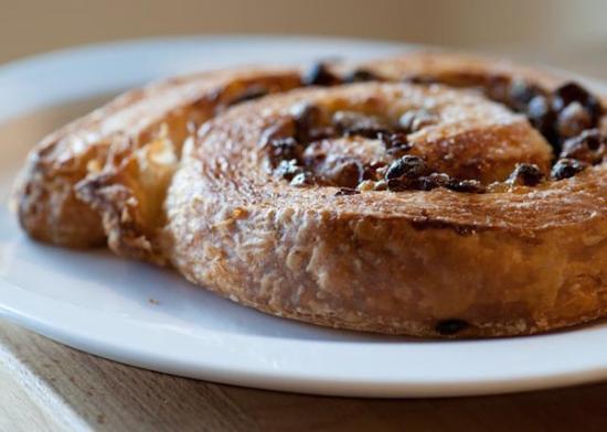Blackbird Bakery: Pain Au Raisin