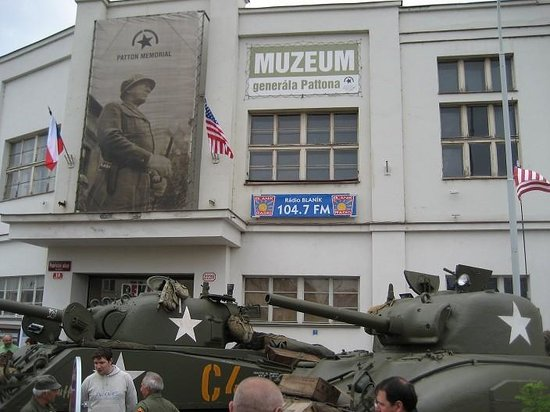 George Patton Memorial Museum
