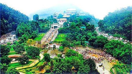 Baoling Temple Foto