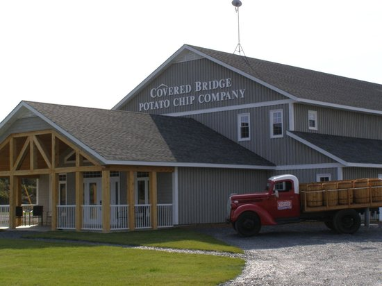 Covered Bridge Potato Chip Company