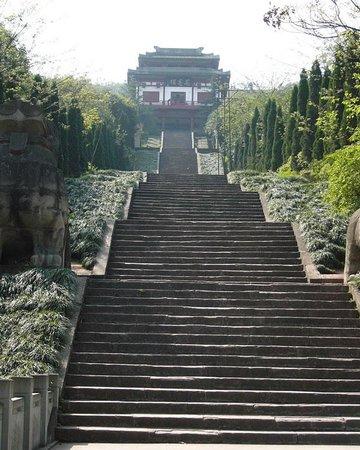 Yujishan Buddha Scenic Resort