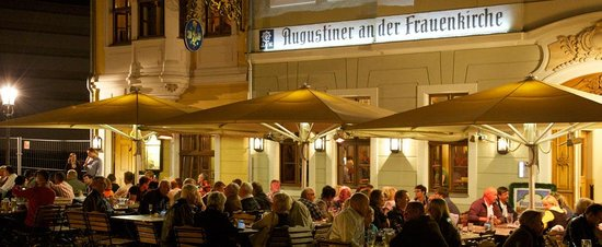 augustiner an der frauenkirche dresden restaurant reviews phone number photos tripadvisor. Black Bedroom Furniture Sets. Home Design Ideas