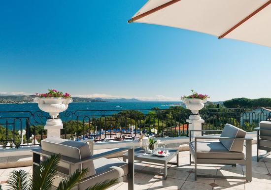 Foto de Restaurant Villa Belrose