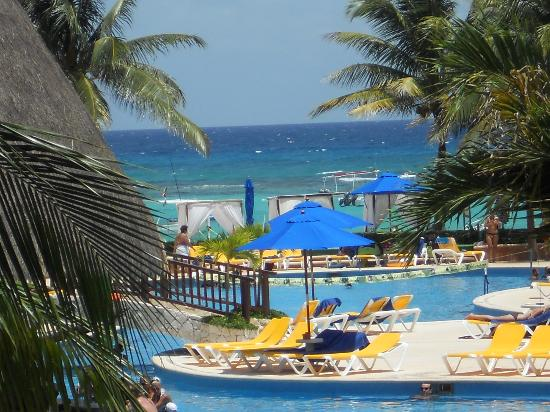 The Reef Coco Beach : Beauttiful