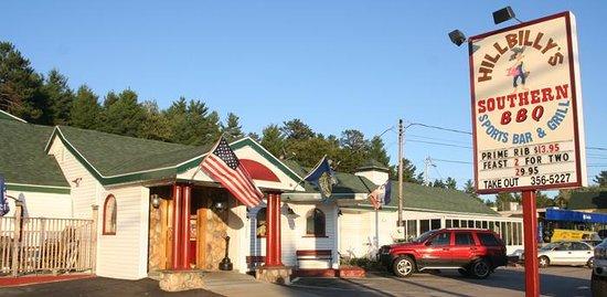 Hillbilly's Southern Bar B Q
