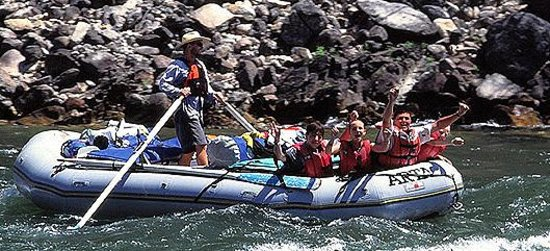 ARTA Whitewater Rafting Day Trips Photo