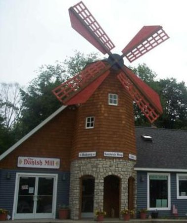 The Danish Mill: Our Windmill