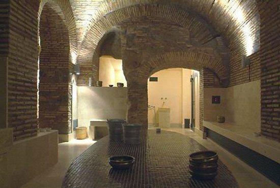 Acqua Madre Hammam: tepidarium