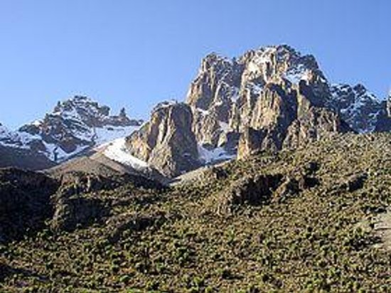 Mount Kenya National Park Photo