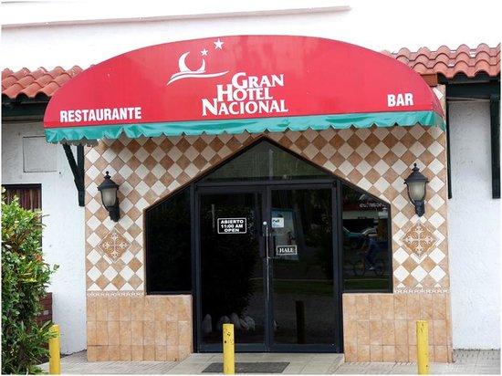 Foto de Gran Hotel Nacional Restaurante