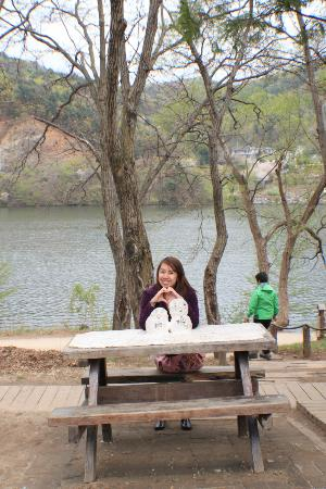 Nami Island: Remember this scene?