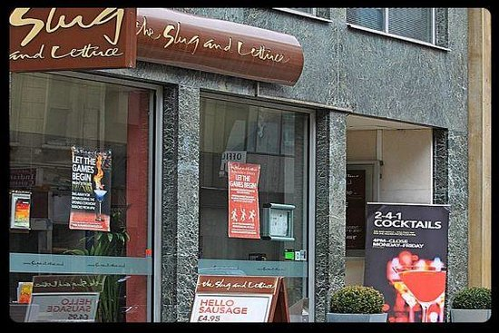 Italian Restaurants Near Fenchurch Street