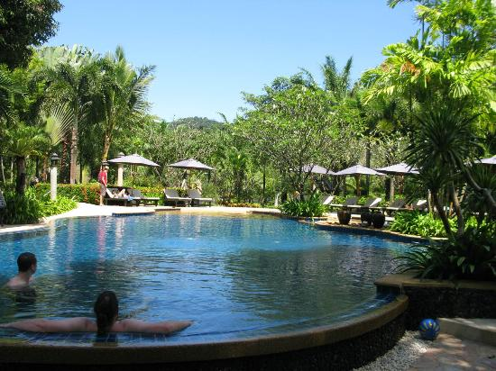 ‪‪Ramayana Koh Chang Resort‬: the resort's pool‬