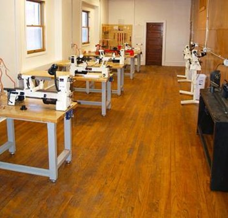 Bilde fra Black HIlls School of Woodworking